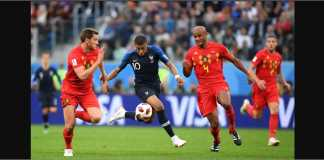 Video Highlights Cuplikan Gol Prancis vs Belgia, 11/07/2018