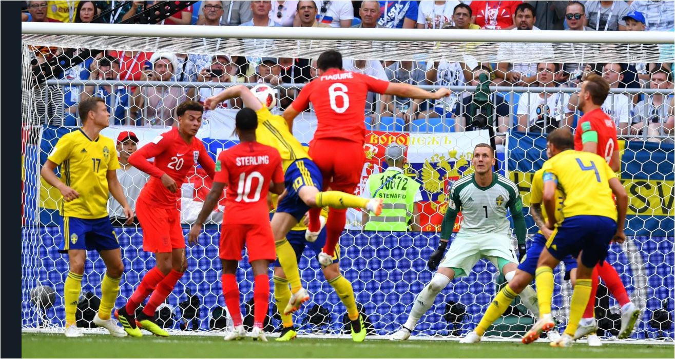 Video Highlights Cuplikan Gol Swedia vs Inggris, 07/07 ...