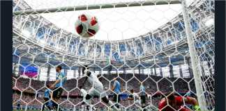 Video Highlights Cuplikan Gol Uruguay vs Prancis, 06/07/2018