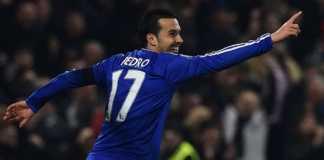 Liga Inggris - Winger Chelsea Pedro Rodriguez Jadi Incaran Lazio.