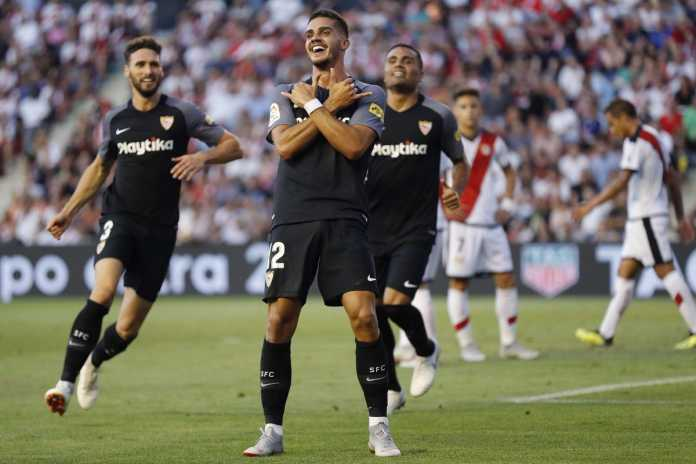Andre Silva, Rayo vs Sevilla, Liga Spanyol