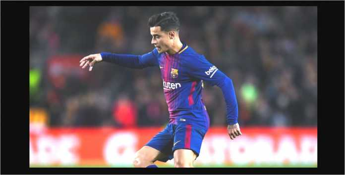 Barcelona, Philippe Coutinho