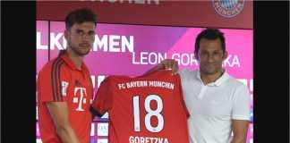 Bayern Munchen, Leon Goretzka