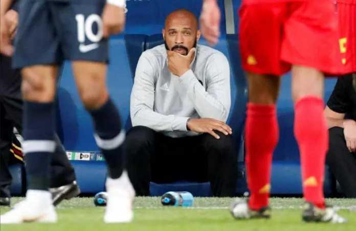Berita Bola, Bordeaux, Thierry Henry
