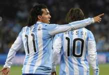 Berita Bola, Carlos Tevez, Lionel Messi