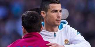 Berita Bola, Cristiano Ronaldo, Lionel Messi
