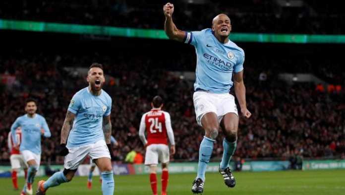 Berita Bola, Manchester City, Vincent Kompany