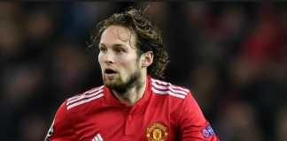 Berita Bola, Manchester United, Daley Blind