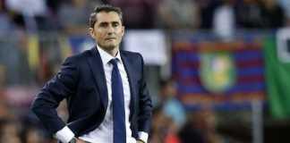 Berita Bola Spanyol, Barcelona, Sevilla, Piala Super Spanyol, Ernesto Valverde