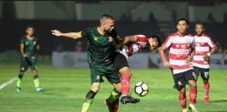 Beriita Liga Indonesia, Madura United, PS Tira