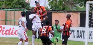 Berita Liga Indonesia, Perseru Serui, Bali United
