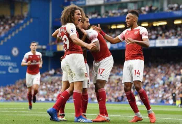 Berita Liga Inggris, Arsenal, Unai Emery, Matteo Guendouzi