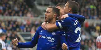 Berita Liga Inggris, Chelsea, Eden Hazard