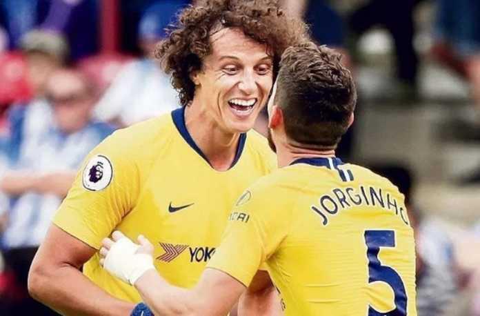 Berita Liga Inggris, Chelsea, Maurizio Sarri, David Luiz
