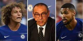 Berita Liga Inggris, Chelsea, Maurizio Sarri, David Luiz, Ruben Loftus-Cheek