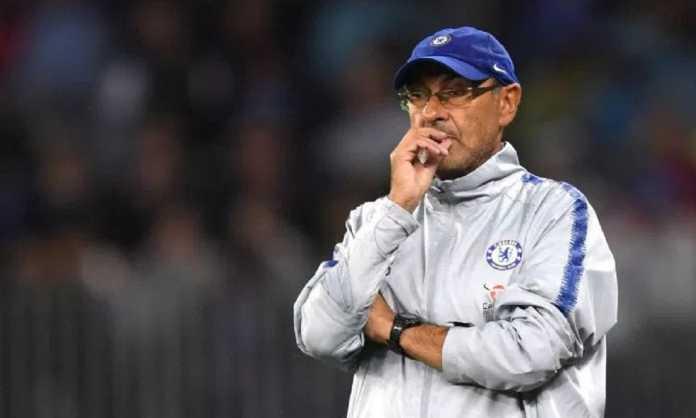Berita Liga Inggris, Chelsea, Maurizio Sarri, Jose Mourinho