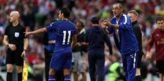 Berita Liga Inggris, Chelsea, Maurizio Sarri, Willian