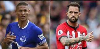 Berita Liga Inggris, Everton, Southampton