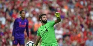 Berita Liga Inggris, Liverpool, Alisson Becker, Virgil van Dijk