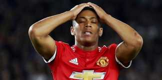 Berita Liga Inggris, Manchester United, Anthony Martial