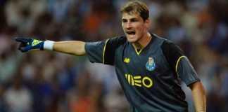 Berita Liga Internasional, FC Porto, Iker Casillas