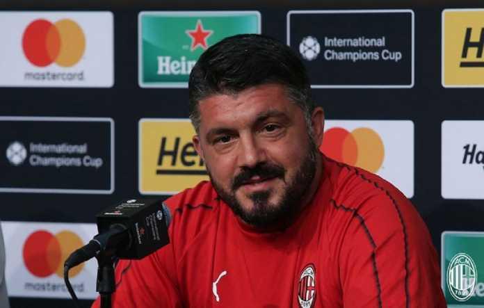 Berita Liga Italia, AC Milan, Gennaro Gattuso, Gonzalo Higuain
