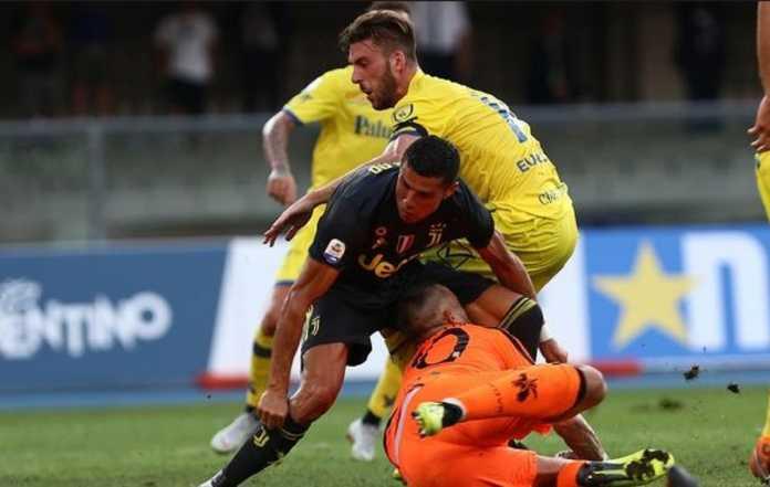 Berita Liga Italia, Juventus, Chievo Verona, Cristiano Ronaldo