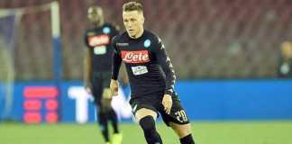 Berita Liga Italia, Napoli, Piotr Zielinski