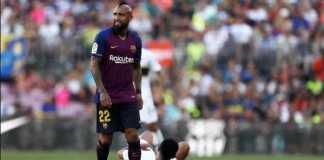 Berita Liga Spanyol, Barcelona, Arturo Vidal, Ernesto Valverde