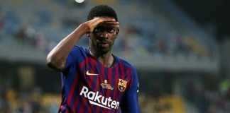 Berita Liga Spanyol, Barcelona, Ernesto Valverde, Ousmane Dembele