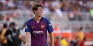Berita Liga Spanyol, Barcelona, Lucas Digne, Juan Miranda