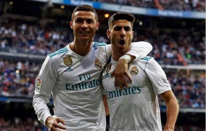 Berita Liga Spanyol, Real Madrid, Cristiano Ronaldo, Marco Asensio