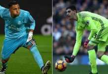 Berita Liga Spanyol, Real Madrid, Keylor Navas, Thibaut Courtois