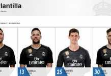 Berita Liga Spanyol, Real Madrid, Thibaut Courtois