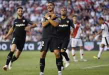 Berita Liga Spanyol, Sevilla, Rayo Vallecano, AC Milan, Andre Silva