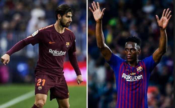 Berita Transfer, Andre Gomes, Yerry Mina, Barcelona, Everton