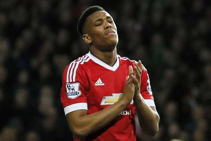 Berita Transfer, Anthony Martial, Manchester United