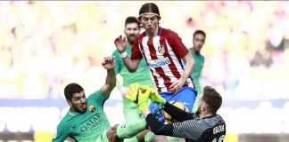 Berita Transfer, Atletico Madrid, Jan Oblak, Filipe Luis