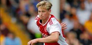 Berita Transfer, Barcelona, Ajax, Frenkie De Jong