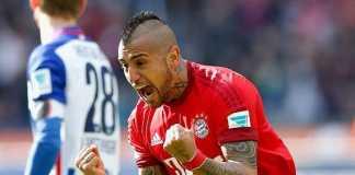 Berita Transfer, Barcelona, Bayern Munchen, Arturo Vidal