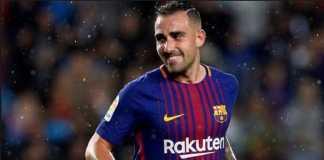 Berita Transfer, Barcelona, Borussia Dortmund, Paco Alcacer
