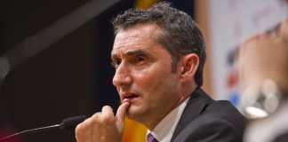 Berita Transfer, Barcelona, Ernesto Valverde
