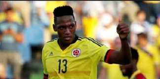 Berita Transfer, Barcelona, Manchester United, Everton, Yerry Mina