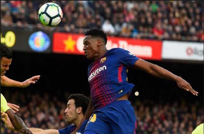 Berita Transfer, Barcelona, Manchester United, Yerry Mina