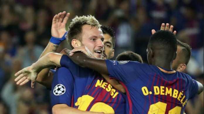 Berita Transfer, Barcelona, PSG, Ivan Rakitic