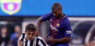 Berita Transfer, Barcelona, Sassuolo, Marlon Santos