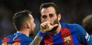 Berita Transfer, Barcelona, Sevilla, Aleix Vidal