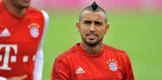 Berita Transfer, Bayern Munchen, Barcelona, Arturo Vidal