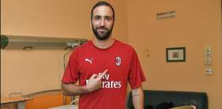 Berita Transfer, Gonzalo Higuain, Chelsea