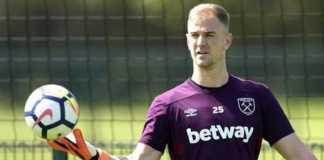 Berita Transfer, Manchester City, Burnley, Joe Hart